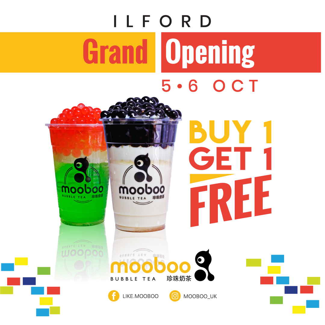 Mooboo Grand Opening Offer!